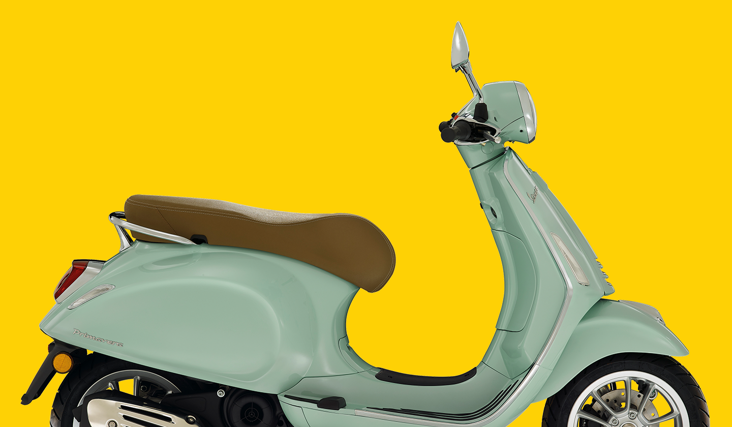 Vespa Scooters | Vespa South Africa
