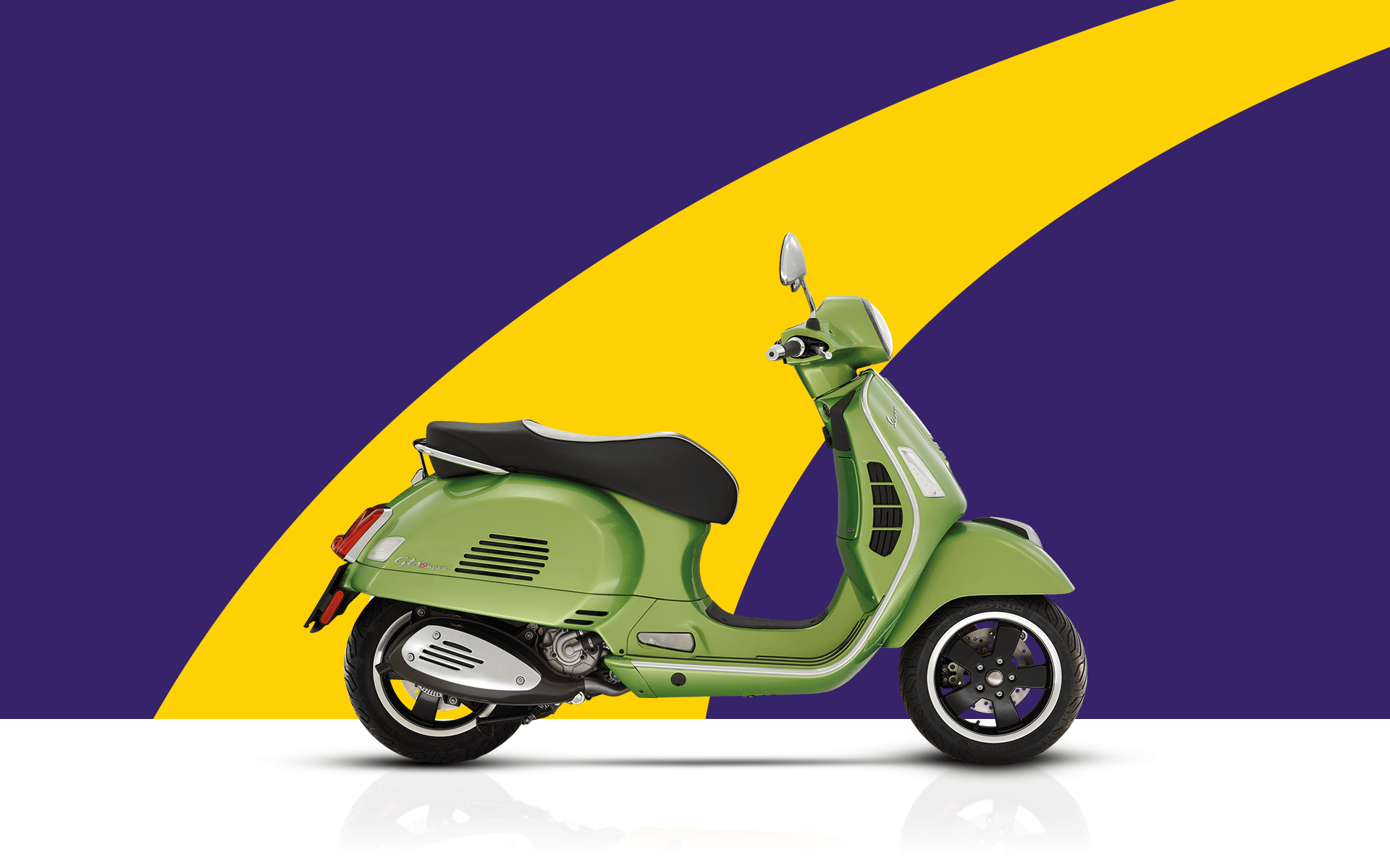 EWN IN THE FAST LANE: VESPA GTS300 - ADVENTURE. FREEDOM. HAPPINESS