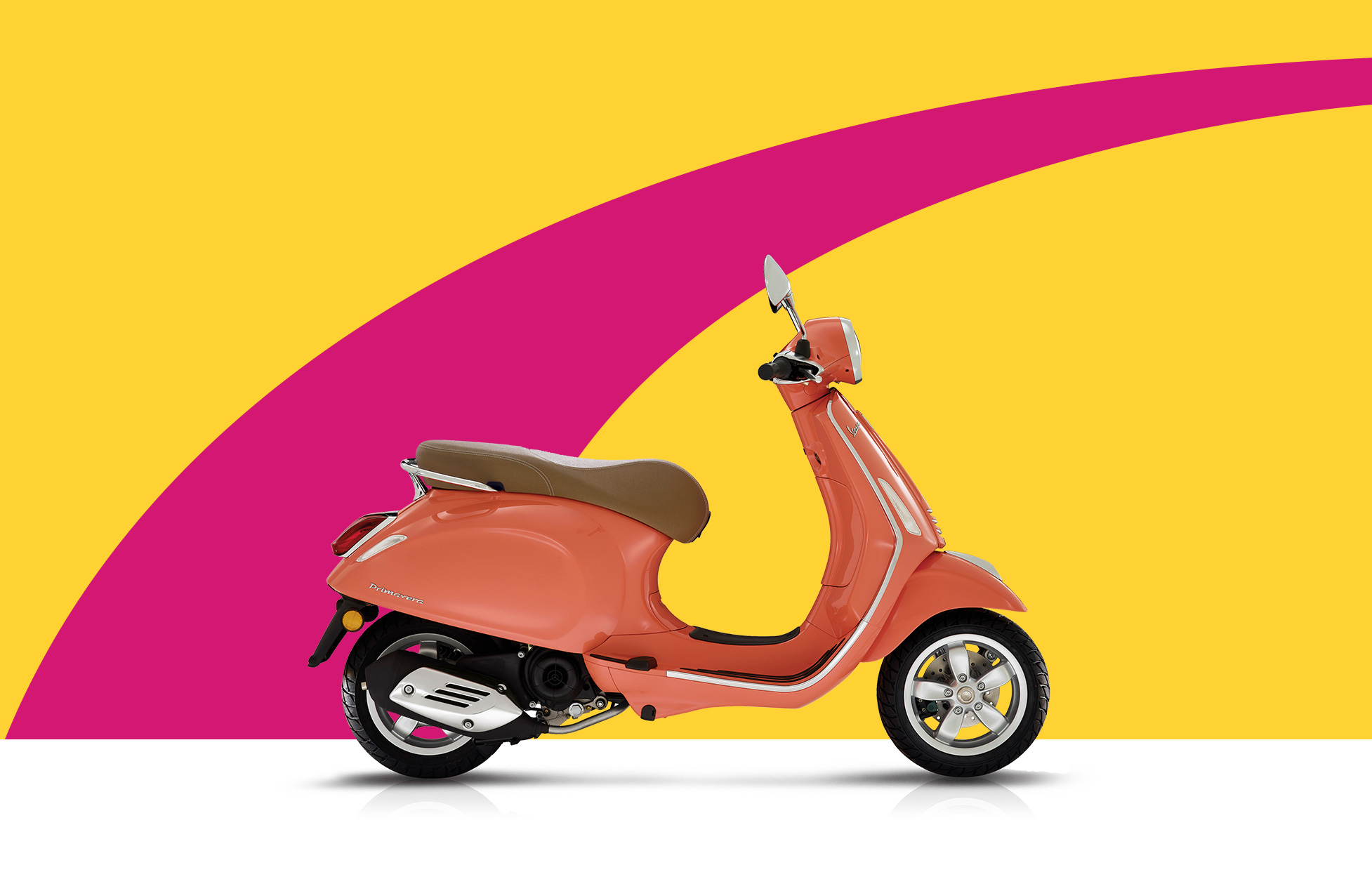 Vespa Hit The Big Time With Their Latest Creation – Hello Hollywood